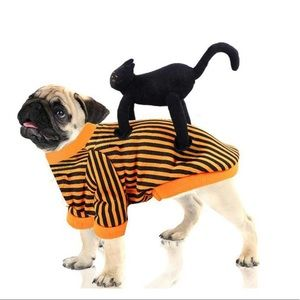 NWOT  Pet Costume Funny Cat Doll Clothes for Dog